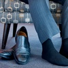 56% Off a 12-Pack of Men's Dress Socks