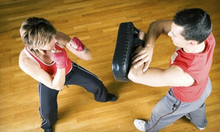 House of Courage - Cedar Hill: $74 for a One-Day Self-Defense Course at House of Courage in Cedar Hill ($149 Value)