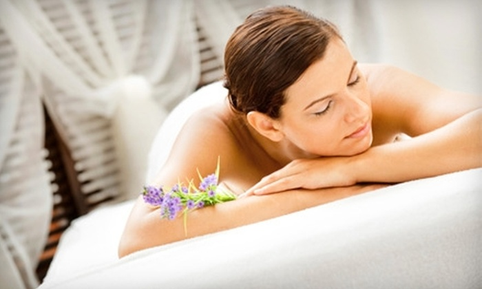 The Spa at Commerce Casino - Montebello: $75 for Facial, Massage, and Foot Detox Treatment at The Spa at Commerce Casino ($155 Value)