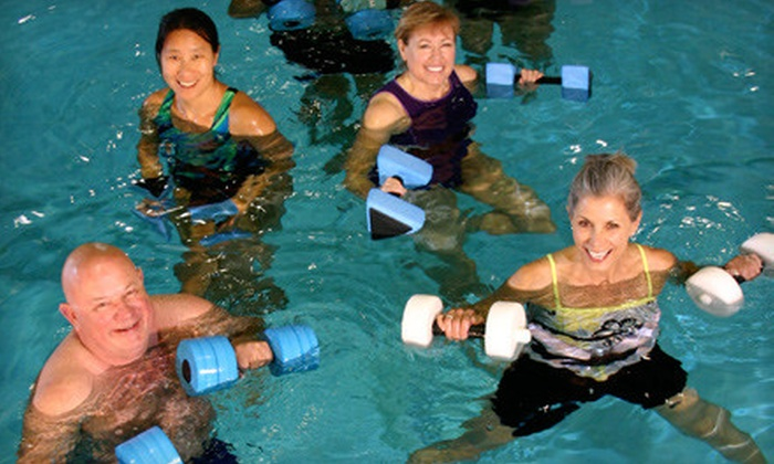 City of Eugene Recreation Services - Multiple Locations: $19 for One Month Aquatic Pass Plus Access to Fitness Centers from the City of Eugene Recreation Services ($39 Value)
