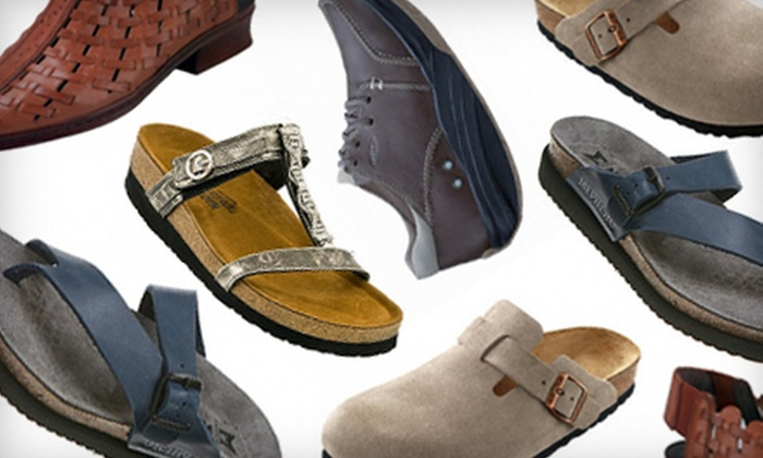 Donnelly Euro Footwear - The Villages: $20 for $50 Toward Men's and Women's Footwear at Donnelly Euro Footwear