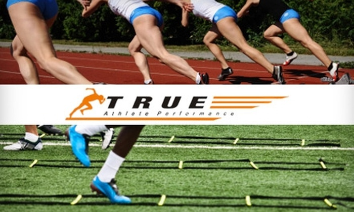 True Athlete Performance - Sully: $49 for One Week of Half-Day Sports Training Camp from True Athlete Performance ($150 Value)