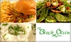 Black Olive Wine Bar & Grill - Rio Rancho: $15 for $30 Worth of Upscale Eats and Drink at The Black Olive Wine Bar & Grill