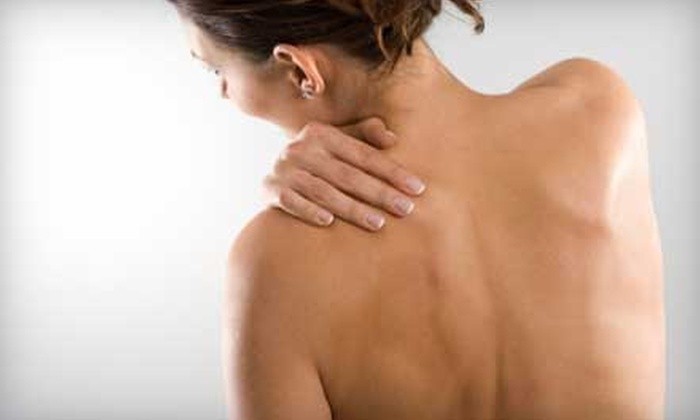 Amarillo Wellness Systems - Amarillo: Head and Stress Therapy or Spinal Decompression at Amarillo Wellness Systems