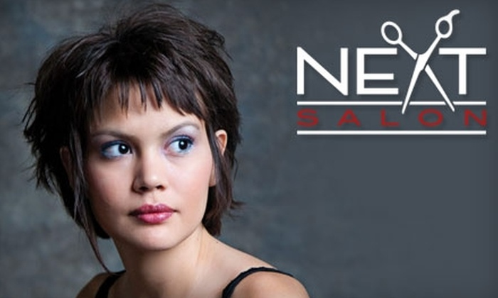 Next Salon - Chandler: $30 for a Haircut, Conditioning Treatment, Blow-Dry, and Makeup Touch-Up at Next Salon in Chandler ($80 Value)