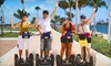 Bike and Roll - Star, Palm and Hibiscus Islands: $29 for an Art Deco South Beach Segway Tour from Bike and Roll ($59 Value)