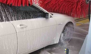 So Cal Express Car Wash: Three Ultimate, Platinum, or Extreme Lava Car Washes at So Cal Express Car Wash (Up to 51% Off)