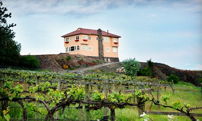 Arbor Crest Wine Cellars - Multiple Locations: $30 for Wine Tasting for Two and Two Bottles of Wine at Arbor Crest Wine Cellars ($60 Value)