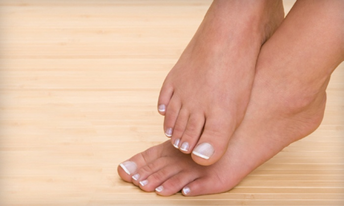 Joyce Podiatry - Multiple Locations: $20 for a Medical-Grade Pedicure Including Trimming, Buffing, Moisturizing Lotion, and Massage at Joyce Podiatry ($75 Value)