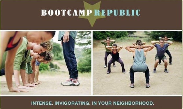 Bootcamp Republic - New York City: $30 for Three Classes at Bootcamp Republic (76% Off)