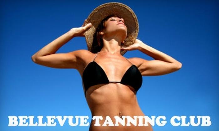Bellevue Tanning Club - Nashville-Davidson metropolitan government (balance): $17 for an Airbrush Spray Tan at Bellevue Tanning Club ($34.95 Value)