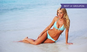 Beaches Tanning Center: 5 Silver-Level UV-Tanning Sessions or Two Spray Tans at Beaches Tanning Center (Up to 49% Off)