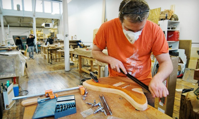 Keeseh Studio - West End Providence: $37 for $75 Worth of Woodworking Classes and Workshops at Keeseh Studio