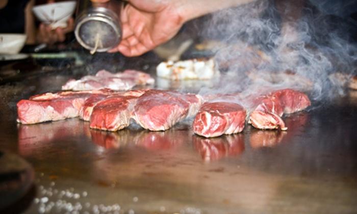 Dao Sushi, Thai, and Hibachi Restaurant - Burr Ridge: $16.50for $30 Worth of Thai Food, Sushi, and Hibachi Cuisine at Dao Sushi, Thai, and Hibachi Restaurant