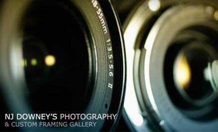 NJ Downey's Photography & Custom Framing Gallery - NJ Downey's Photography in Mount Pearl