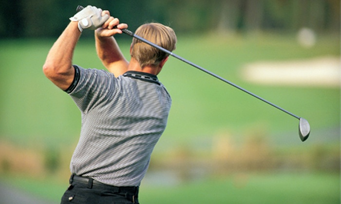 McInnis Park Golf Center - San Rafael: $50 for a Golf Outing for up to Four People at McInnis Park Golf Center in San Rafael (Up to $132 Value)