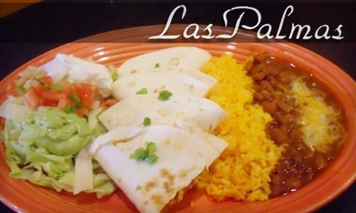 Las Palmas Restaurant - Ocala: $10 for $20 Worth of Latin American Cuisine at Las Palmas Restaurant