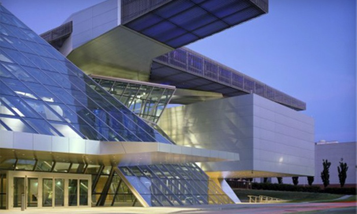 Akron Art Museum - Downtown Akron: Outings for Two or Four to Akron Art Museum (Up to Half Off)