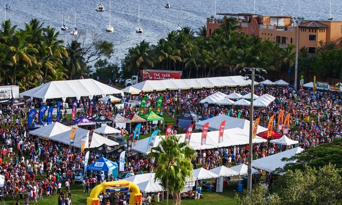 SWARM INC - Miami: Sprung! Spring Beer Festival Package for One or Two at RC Cola Plant on Saturday, April 2 (Up to 48% Off)