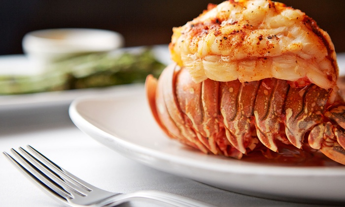 Kellari Taverna  - Golden Triangle: Sunday Night Lobster Dinner with Appetizer, Dessert, and Wine for Two or Four at Kellari Taverna (Up to 27%Off)