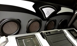 Texas Audio: $139 for a One-Button Remote Car Starter with Installation at Texas Audio ($450 Value)