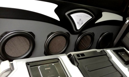 $139 for a One-Button Remote Car Starter with Installation at Texas Audio ($450 Value)