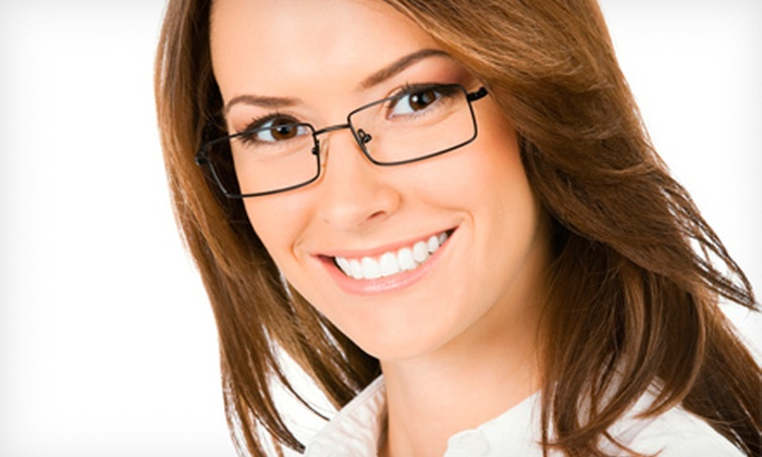 Espaillat Vision Network, Pllc - Multiple Locations: $49 for an Eye Exam and $100 Toward Glasses at Espaillat Vision Network, Pllc ($200 Value)