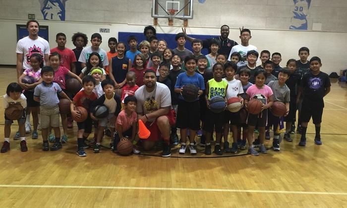 Denver Elite - Blackforest Hill Elementary: 90-Minute Basketball-Skills Session from Denver Elite (47% Off)
