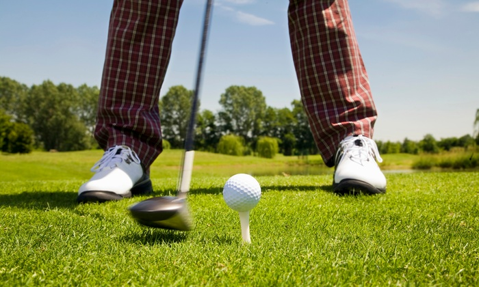 Lake Spivey Golf Club - Jonesboro: 18-Hole Round of Golf for Two or Four Including Cart Rental and Drinks at Lake Spivey Golf Club (Up to 55% Off)