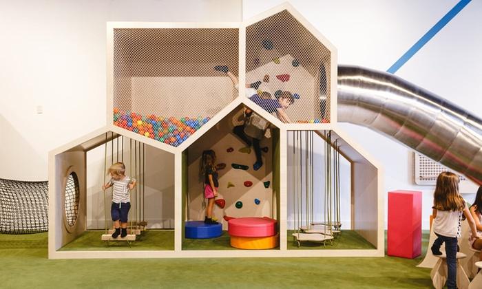 Indoor Playground & Nail Salon - POD 22 | Groupon