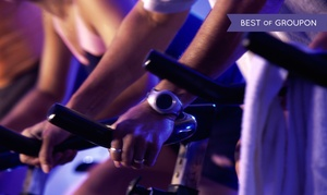 Vibez Studio: $35 for Three Spinning Classes at Vibez Studio ($69 Value)