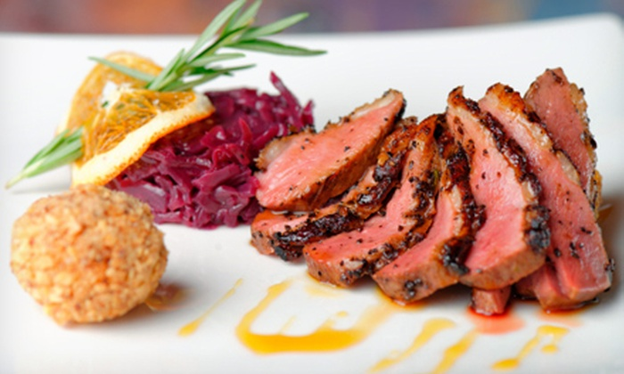 La Parisienne Bistro - Richmond: French Cuisine for Two or Four for Dinner at La Parisienne Bistro (Up to 51% Off)