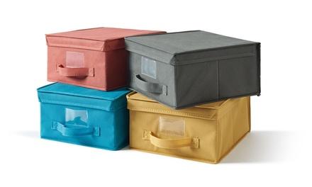 6 scatole porta indumenti Perfetto