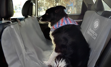 American Kennel Club Car Seat Cover