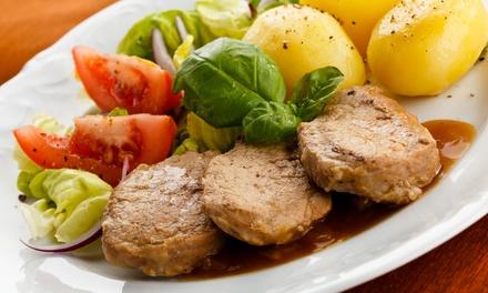 Westfälisches 4-Gänge-Menü für Zwei oder Vier im Restaurant Waldhotel Silbermühle (bis zu 50% sparen*)