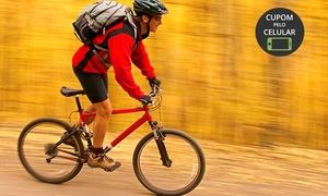 Red Bike 101: Red Bike 101 – Centro: locação de bicicleta por 2 horas para 1 ou 2 pessoas