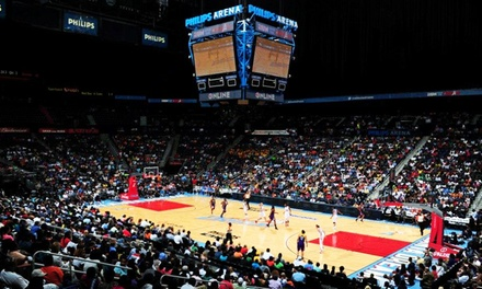 Atlanta Dream Basketball Game and Autograph Session at Philips Arena on May 16 or June 3, 13, or 20 (Up to 61% Off)