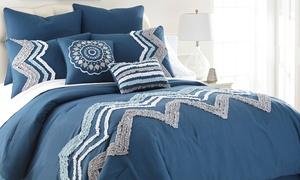 Kira 8-piece Embellished Comforter Sets