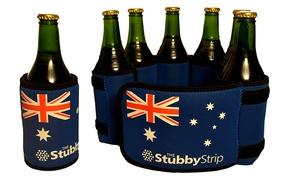 Aussie Flag Stubby Strip