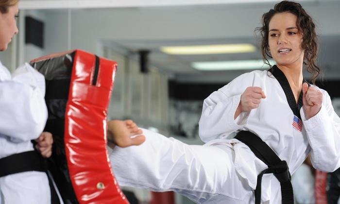 Las Vegas Taekwondo Studio - Spring Valley: $53 for $150 Worth of Martial-Arts Lessons — Las Vegas Taekwondo Studio