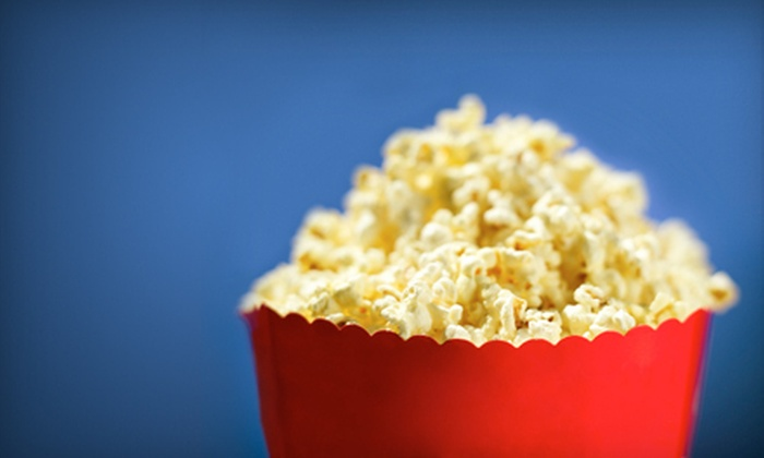 Spotlight Theatres Eisenhower Square 6 - Savannah: $5 for a Movie Outing with Popcorn at Spotlight Theatres' Eisenhower 6 ($14 Value)