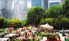Victorian Gardens - Midtown: General Admission with Unlimited Rides for Two or Four at Victorian Gardens (Up to 57% Off)