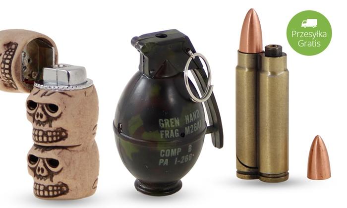 FHU VIK MAR: Od 29,99 zł: gadżeciarskie zapalniczki – 10 oryginalnych modeli