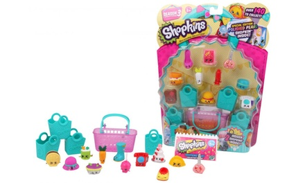 Shopkins Season 3 Collectible Characters (12-Pack)