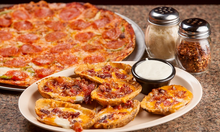 Cecil Whittaker's Pizzeria - Carondelet: Pizza, Pasta, Salads, Sandwiches, and Appetizers at Cecil Whittaker's Pizzeria (50% Off). Two Options Available