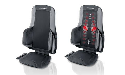 Sharper Image Air and Shiatsu Massage Cushion