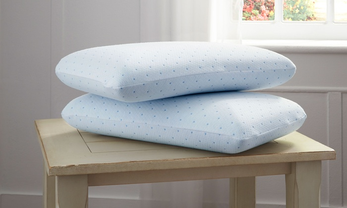top kmart pillow memory f product gel foam