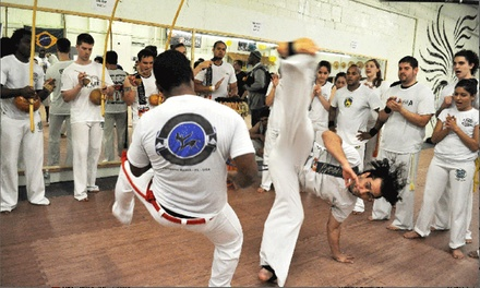 Private Capoeira Class Plus Two Weeks of Group Classes, or One Month of Classes at Fenix Fitness (Up to 79% Off)