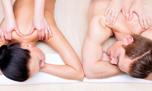 Studio Vienna Day Spa: Paraffin Full Body Wrap or Couples Pampering Package at Studio Vienna Day Spa (Up to 66% Off)