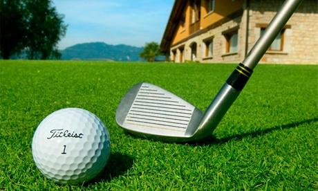 Curso de iniciación al golf para 1 o 2 personas desde 39,95 €